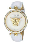 Versace Women's 'Palazzo Empire' Swiss Quartz Gold and Leather Casual Watch