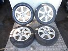 Volkswagen Polo 2006 2008 9N3 Charade Alloy Wheels Set X4 15inch 5 Stud