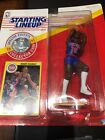 Starting Lineup 1991 Dennis Rodman action figure with card and coin