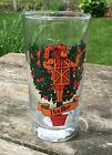 Replacement Glass Tumbler Twelve Days of Christmas 11th Day 12 oz Pipers Piping