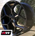 2 20 x9 2 20x 10 inch Chevy Camaro Z28 OE Replica Wheels Gloss Black Rims