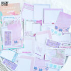 45pcsset Basic Grid Stationery Bullet Journal Diary Paper Calendar Stickers New