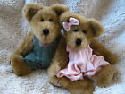 💖 Boyds Plush Bears Canadian Exclusives AP Gold + GP Gold LE 4800