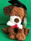 Ty Beanie Baby Honor Roll The Graduation Dog MWMT Internet Exclusive 2007 6