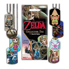 The Legend of Zelda Collector Dog Tags Fun Packs - Display Box (24)