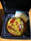 Glass Eye Studio Celestial Series Solar Flare Paperweight, with Box
