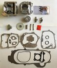GOOFIT Big Bore Cylinder Rebuild Kit GY6 50cc 139QMB Racing Scooter Parts