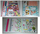 Scrapbook Kit Lot Basic Grey Shimelle  Echo Park 40+ Value
