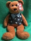 Ty Beanie Baby All Star Dad The Father's Day Bear MWMT 9.5
