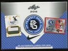 2016 Leaf National Showcase Perfect Game Factory Sealed Hobby Box...25-Autos