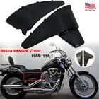 ABS Black Battery Side Fairing Cover For Honda Shadow VLX 600 VT600 C STEED400