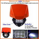 Enduro Motocross LED Headlight Head Lamp Fairing For KTM 350XC-F 450SX-F 500EXCF