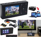 Digital Video Converter Record from VHS VCR DVD Player Camcorder DVR