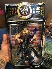 AUTOGRAPHED LIMITED EDITION AMERICAN FLAG SGT SLAUGHTER CLASSIC FIGURE