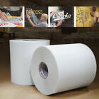 High Tack Clear Application Transfer Tape for Sign Craft Vinyl Roll 126 Wide