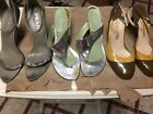 Chanel and Prada Womens Shoes Lot Sizes 395 39 38