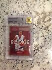 Derrick Rose BGS 9 Mint 2008 Playoff Contenders AUTO 88 rookie Chicago Cleveland