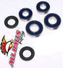 88-02 Kawasaki Klf220 Bayou 220 All Balls Front Wheel Bearings Seals (2) 25-1088
