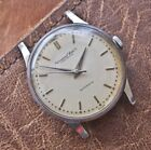 VINTAGE IWC SHAFFHAUSEN AUTOMATIC MEN'S WATCH S. STEEL CAL. 853 PATINA DIAL