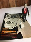 vintage PHANTOM OF THE OPERA Universal Mini Monsters 3 3 4 glow 1980 Remco card