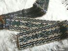 Antique Native American Beaded Piece Trim As Is