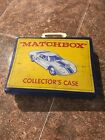 Vintage Matchbox Cars And Collector Case