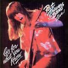 Pat Travers : Live! Go for What You Know CD (1999)