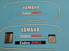 YAMAHA DT360 TANK AND SIDE COVER DECAL GRAPHIC SET (#Y24)