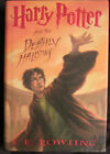 Harry Potter and the Deathly Hallows 7 by J K Rowling 1st Ed 1st Print HC DJ