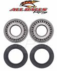 Front Wheel Bearings Harley FX FXD FXR FXRS XL1200 883 70's 80's 90's ALL BALLS