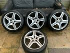 mercedes benz alloy wheels 18 amg