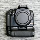 Canon EOS Digital Rebel XTi EOS 400D 101MP DSLR with Canon AA Battery Grip