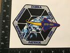 NASA Space Shuttle Mission Endeavor STS 130 Iron Sew On PATCH Zamka Hire Patrick
