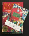Harry Potter and the Philosophers Stone Aus HB 1 1 + hand signed JK Rowling BP