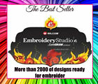 Wilcom E2 Studio with Corel Draw for Win  7,8 and 10 Full and GIFTS