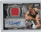 2014 Topps UFC Knockout Autograph Relic Card