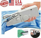 Portable Smart Mini Electric Tailor Stitch Hand held Sewing Machine Home Travel