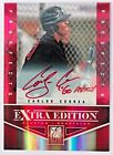 2012 ELITE EXTRA EDITION RED INK AUTO