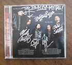 ATTACKER Giants of Canaan CD SIGNED by 4 members Sleepy Hollow Bal Sagoth NM