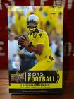 2015 Upper Deck Football Factory Sealed Hobby Box