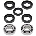 BMW R65T 1981-1985 Rear Wheel Bearings And Seals
