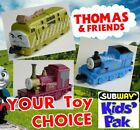 Subway 2000 THOMAS & the MAGIC RAILROAD Tank Train Car Engine YOUR Toy CHOICE