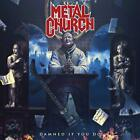 Metal Church Damned If You Do CD RAT PAK RECORDS preorDER
