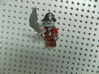 LEGO MINIFIGURE Monsters  - Series 14  Zombie Pirate Retired