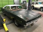 1968 Dodge Charger 1968 Dodge Charger 383 V8 Automatic 1968 Dodge Charger Green