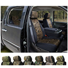 Coverking Realtree Camo Custom Fit Seat Covers For Nissan Titan