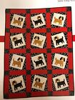 PUPPY PALS Quilt pattern from magazine 37x48 piecing and applique