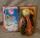 Ty Spangle the Bear Beanie Babies Birth Date June 14, 1999