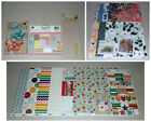 Scrapbook Kit Lot Prima Jillibean Soup One Canoe Two