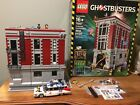 LEGO Ghostbusters Firehouse Headquarters 75827 plus Echo Car Only